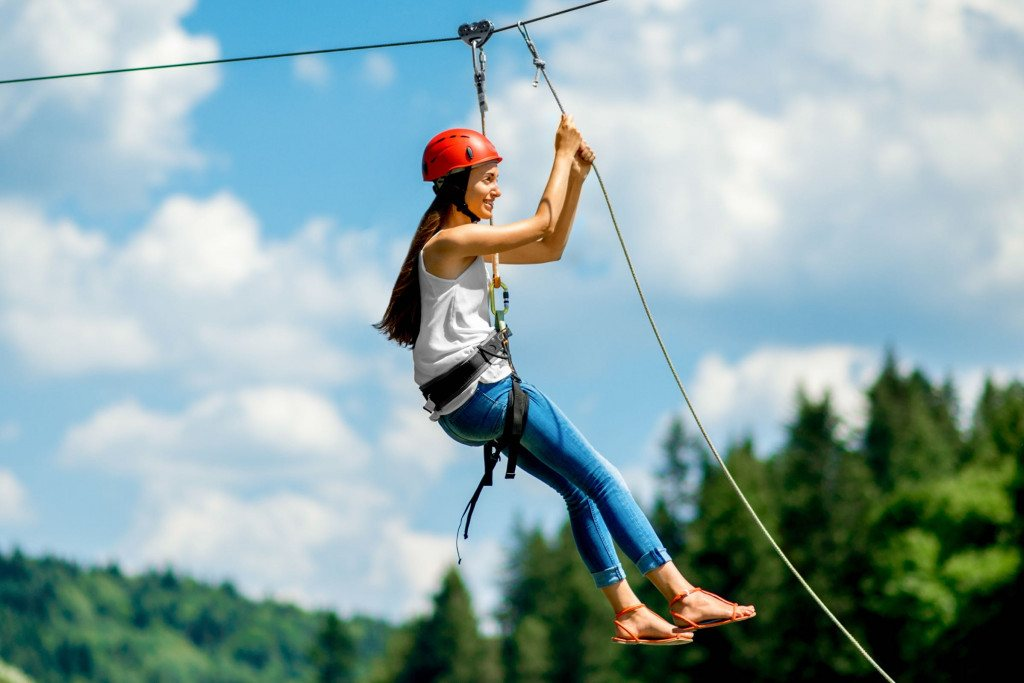 Tips for Zip Lining