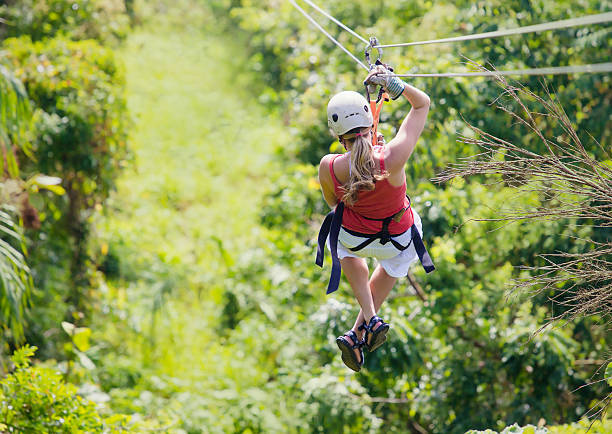 The Benefits of Going Tubing and Zip Lining